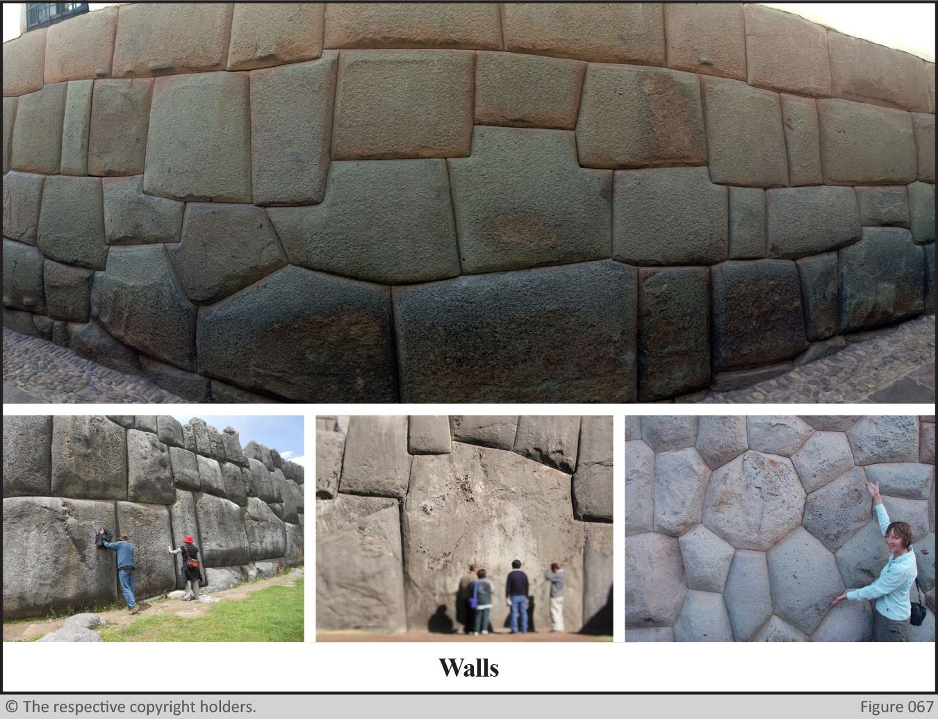 Ancient Stone Cutting - Walls