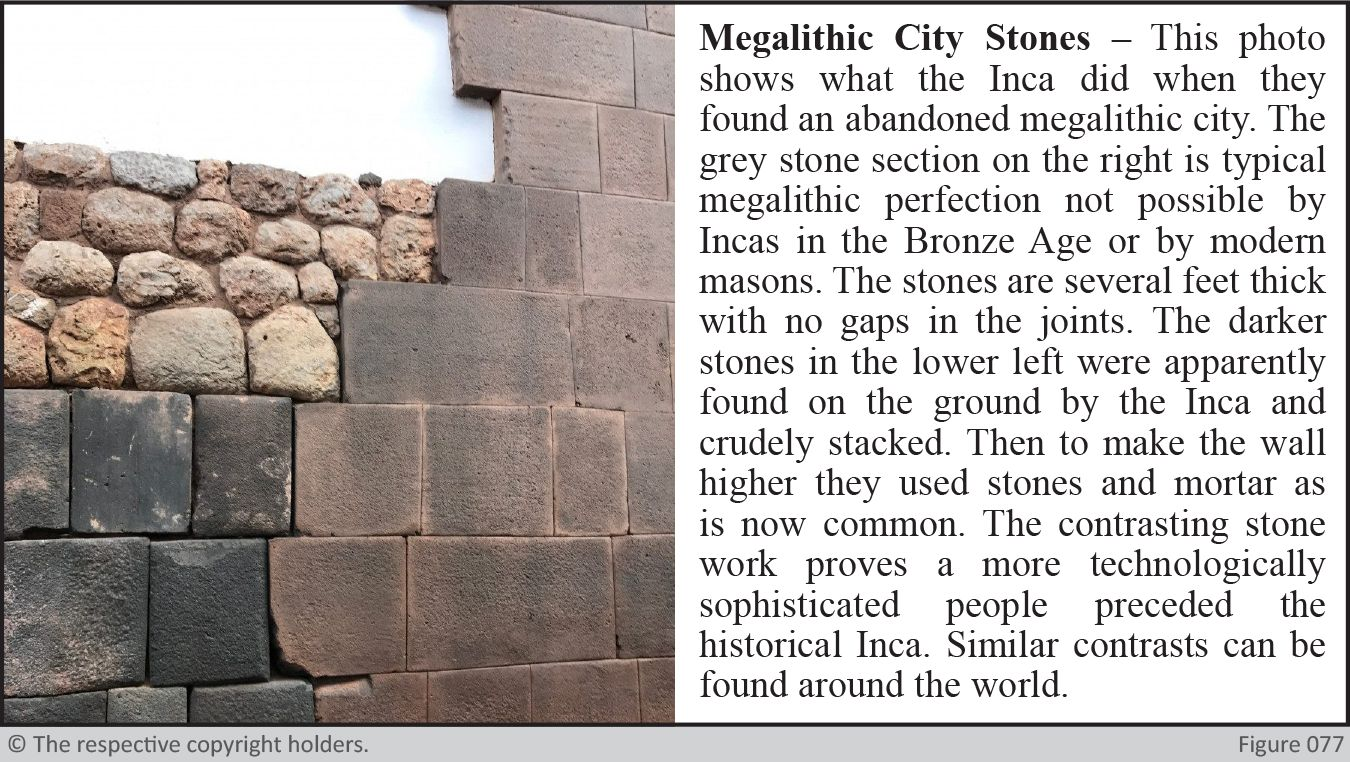Megalithic City Stones