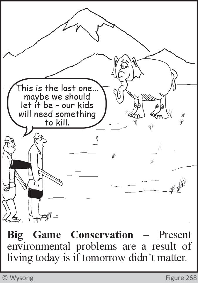 Big Game Conservation