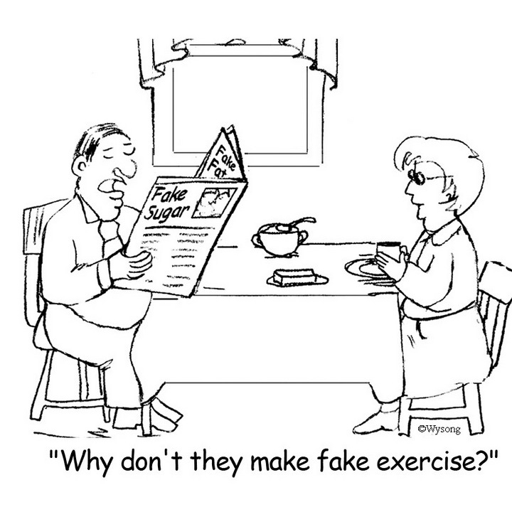 Fake Exercise