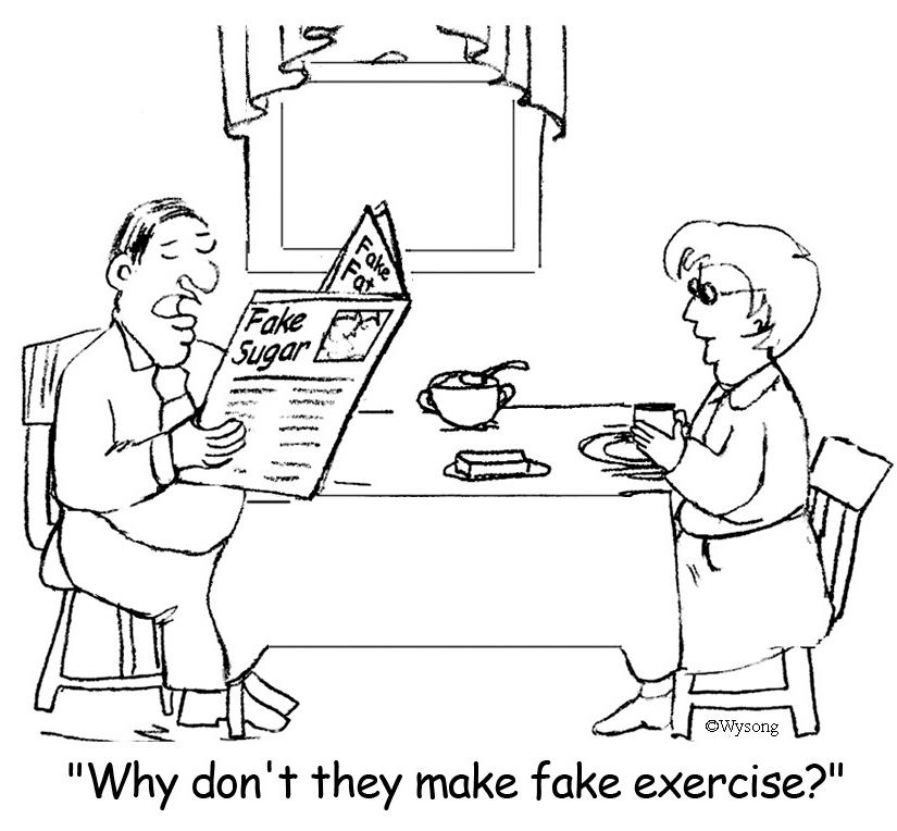 Fake Exercise