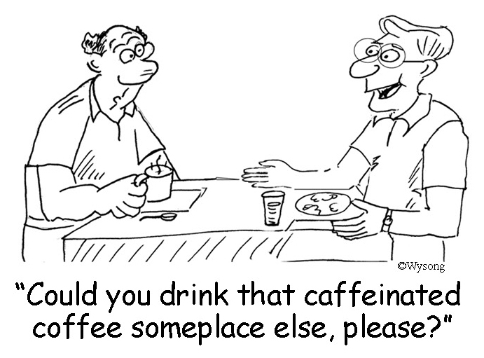 Drink Coffee Someplace Else