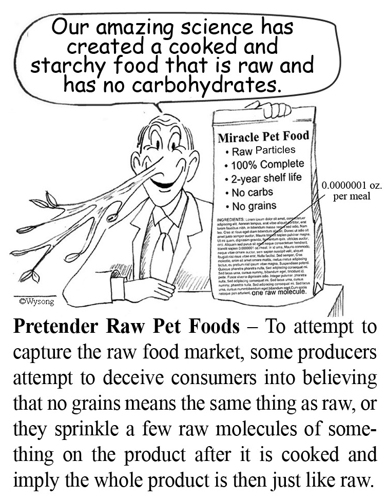 Pretender Raw Pet Foods