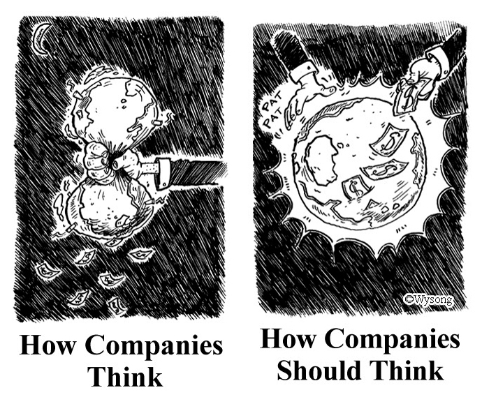 How Companies Think