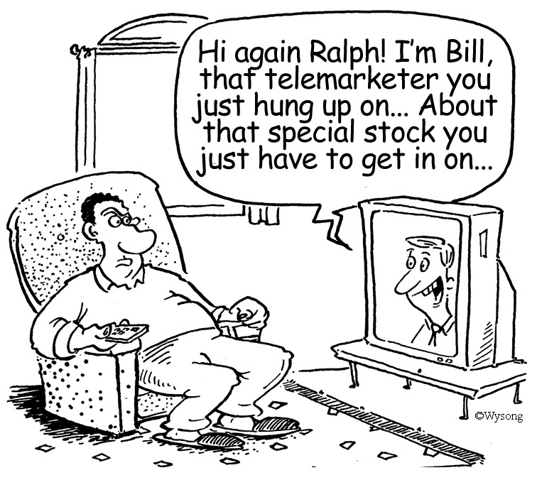 TV marketer