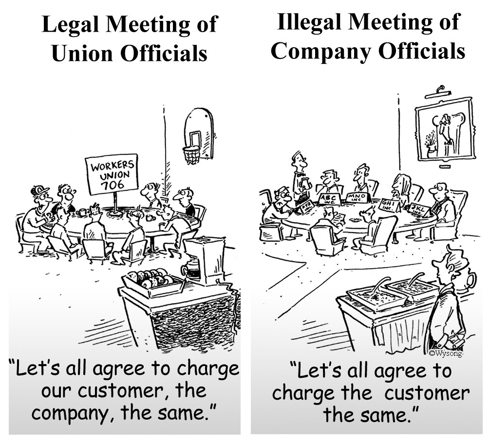 Company vs Union