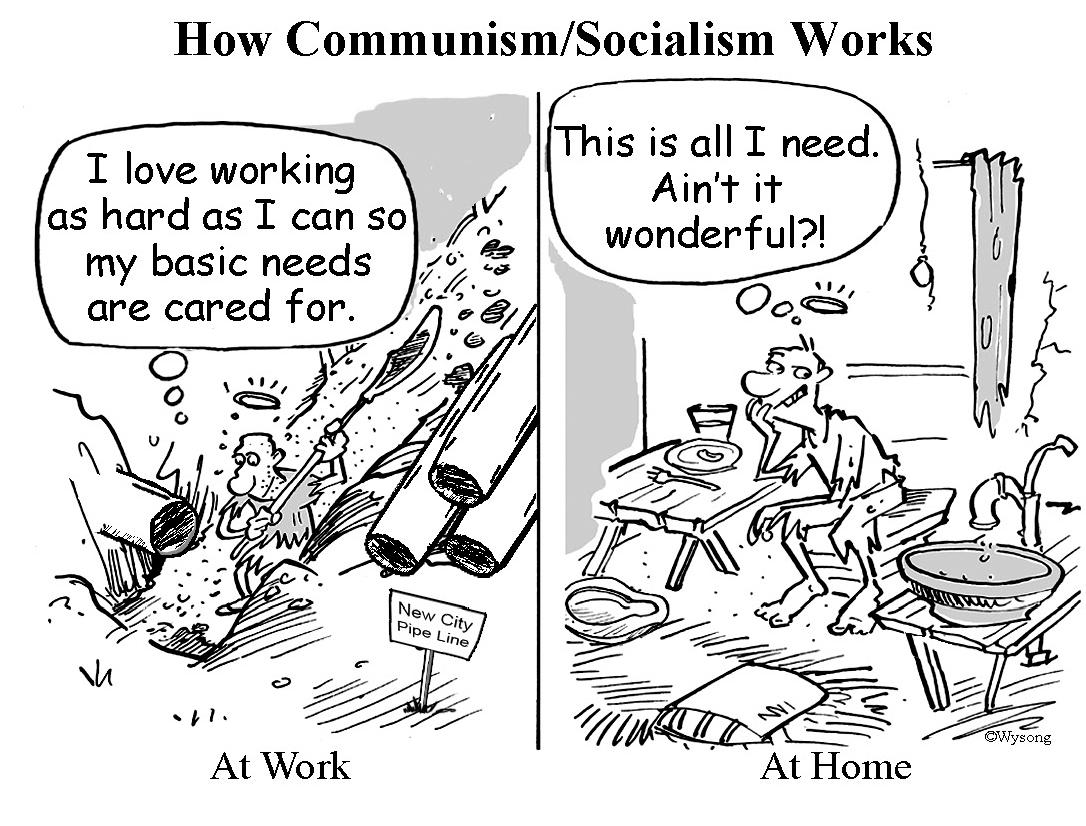 Communism Socialism