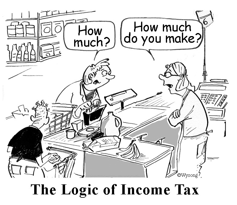 Logic of Income Tax