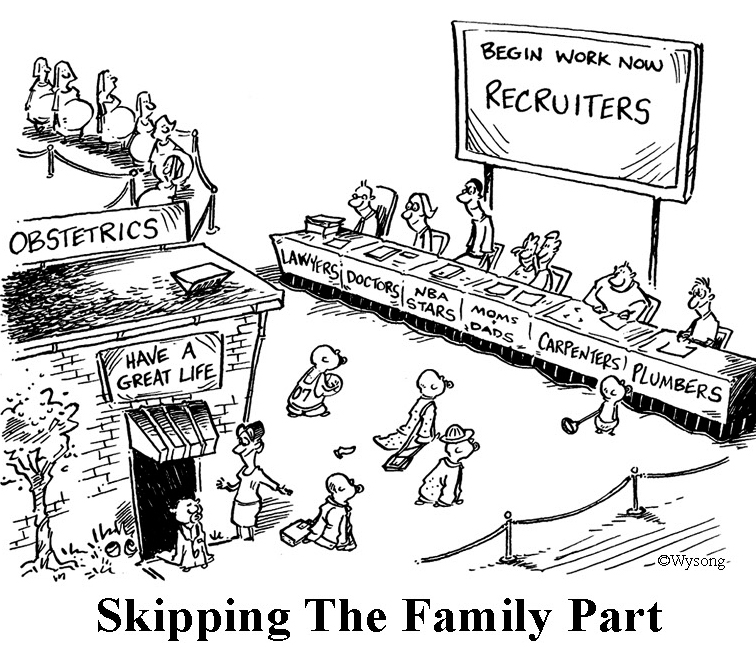 Skipping Family