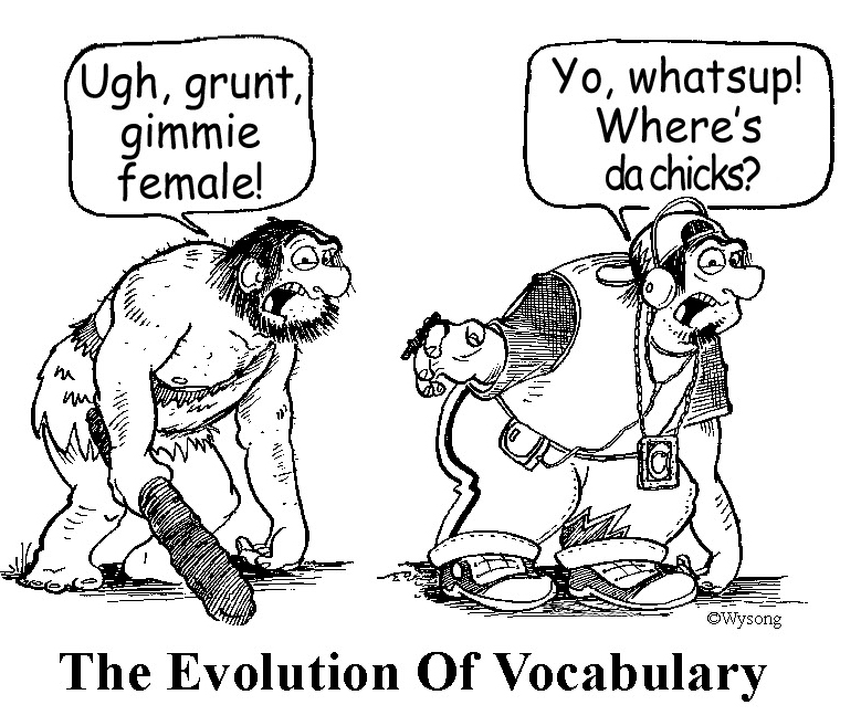 Evolution of Vocabulary