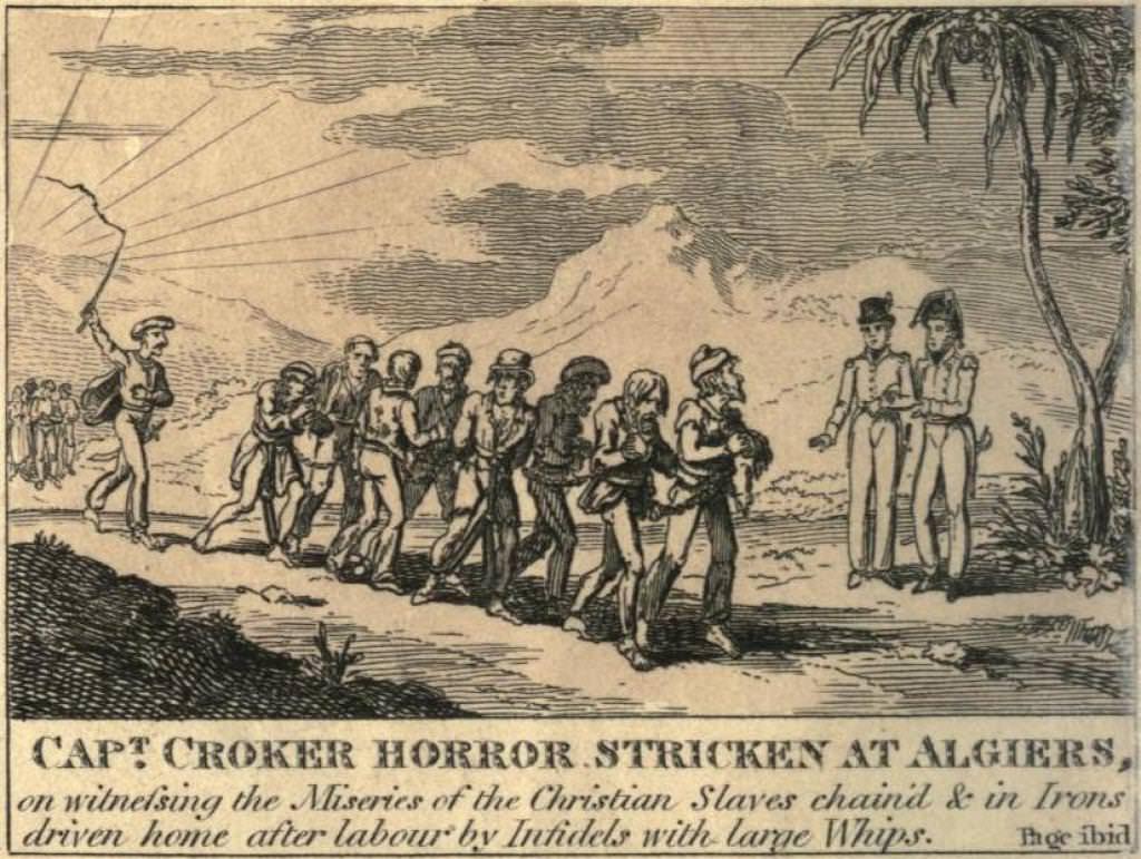 barbary-slaves
