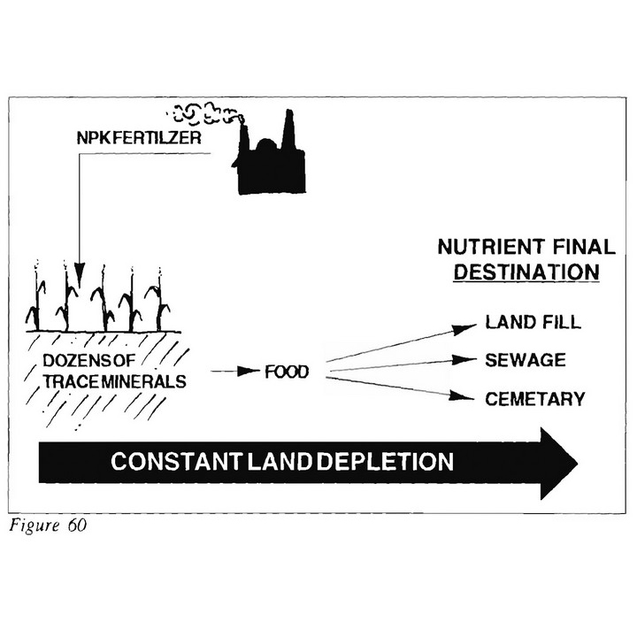 Constant Land Depletion