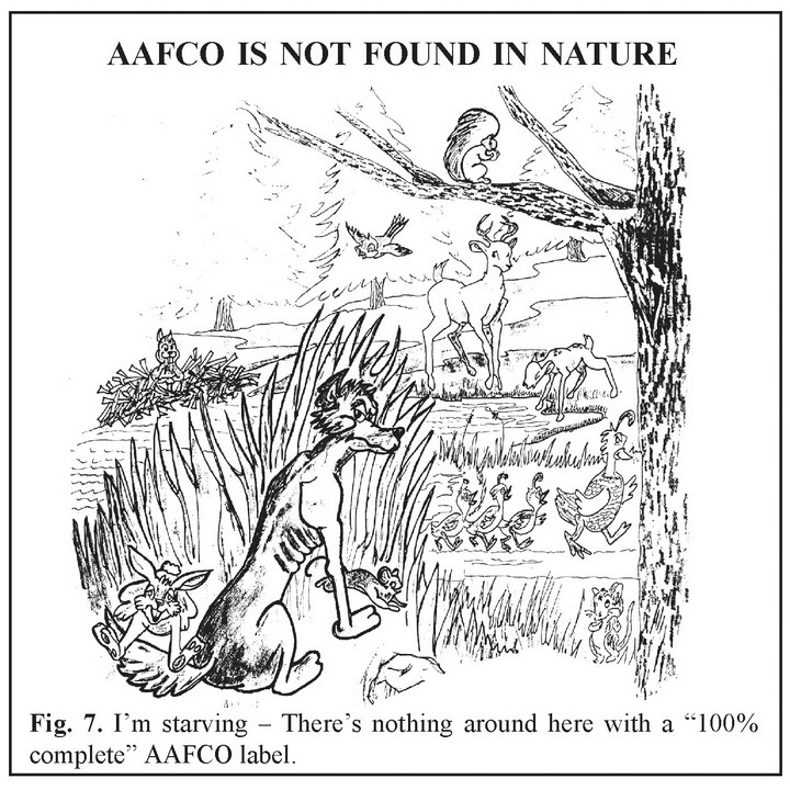 AAFCO Is Not Found in Nature