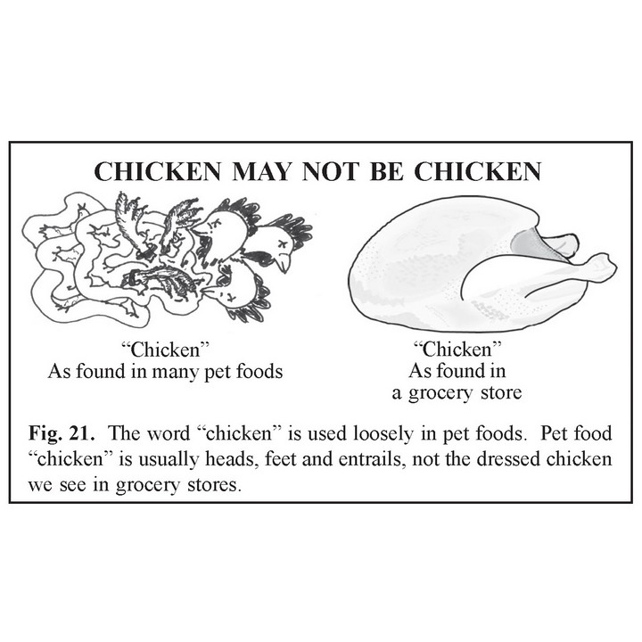 Chicken May Not Be Chicken